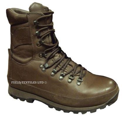 Footwear - British Military Surplus