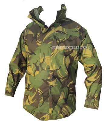 British Army Cadet DPM Camo MVP Waterproof  Breathable Combat Jacket X Large NEW