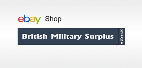 Auction Ebay British Military Surplus