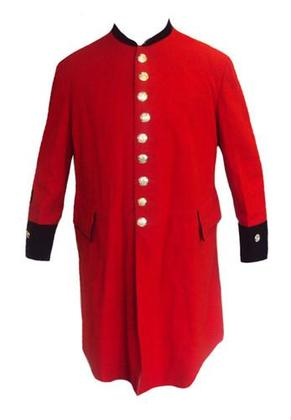 Royal Chelsea Pensioners ORS Tunic