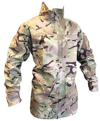 52c4a776cec8d MTP Lightweight Waterproof MVP Jacket - British Military Surplus