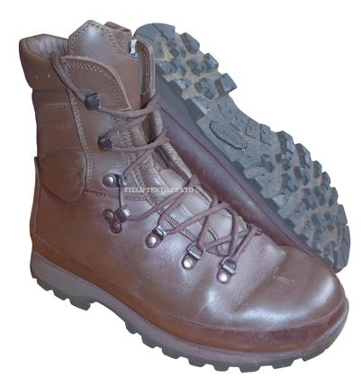 Altberg Defender Brown Leather Boots - Grade 1