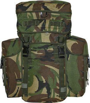 British Army Patrol Pack