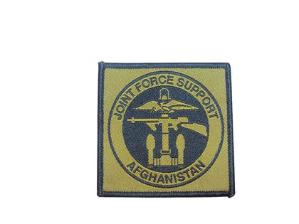 Joint Force Support Afghanistan Badge