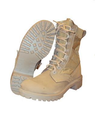 British Army Desert Boots - Grade 1