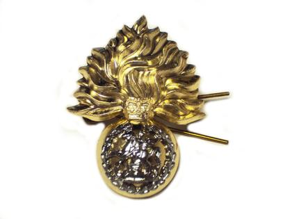 Royal Welsh Fusiliers Cap Badge