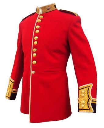 Coldstream Guards Officer Tunic