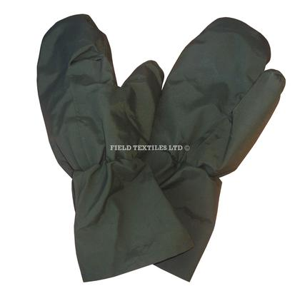 Olive Green Waterproof MVP Outer Trigger Finger Mitten