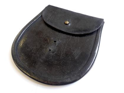 Small Leather Brown Purse
