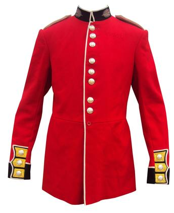 Scots Guards Sergeant Tunic