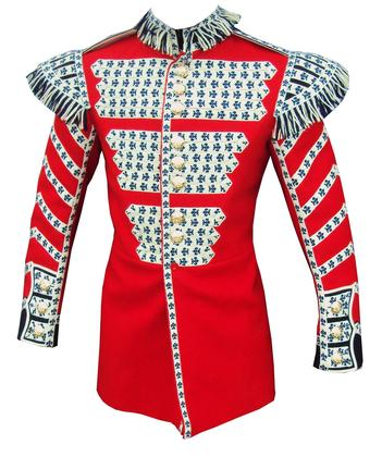 Scots Guards Drummer Tunic