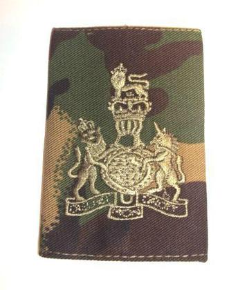 DPM WO1 Warrant Officer Rank Slide