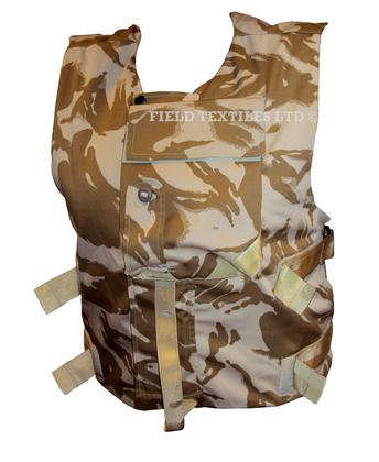 Desert Body Armour Vest Cover - Grade 1