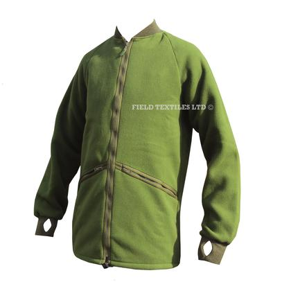Olive Green Fleece - Grade 1