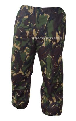 British Army DPM Waterproof MVP Trousers - Grade 1