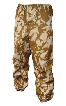British Army Desert Waterproof MVP Trousers - Grade 1