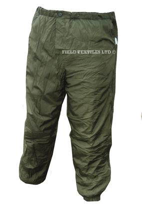 Thermal Soft Over Trousers - Grade 1