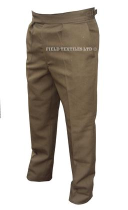 Army Uniform No.2 Trousers - Grade 1