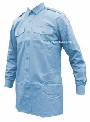 Light Blue Working Shirt - Grade 1