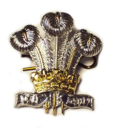 Royal Regiment of Wales Ors Cap Badge