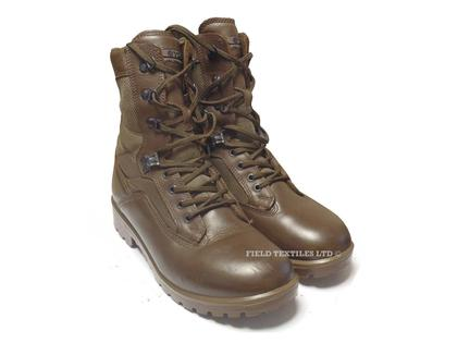 YDS Brown Boots - Grade 1