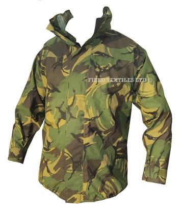 British Army DPM Waterproof MVP Jacket - Grade 1