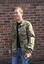 Men's Army Camo Jacket Warm Weather